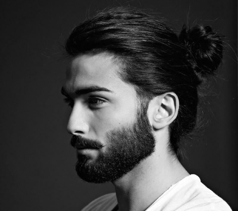 Hispanic Beard