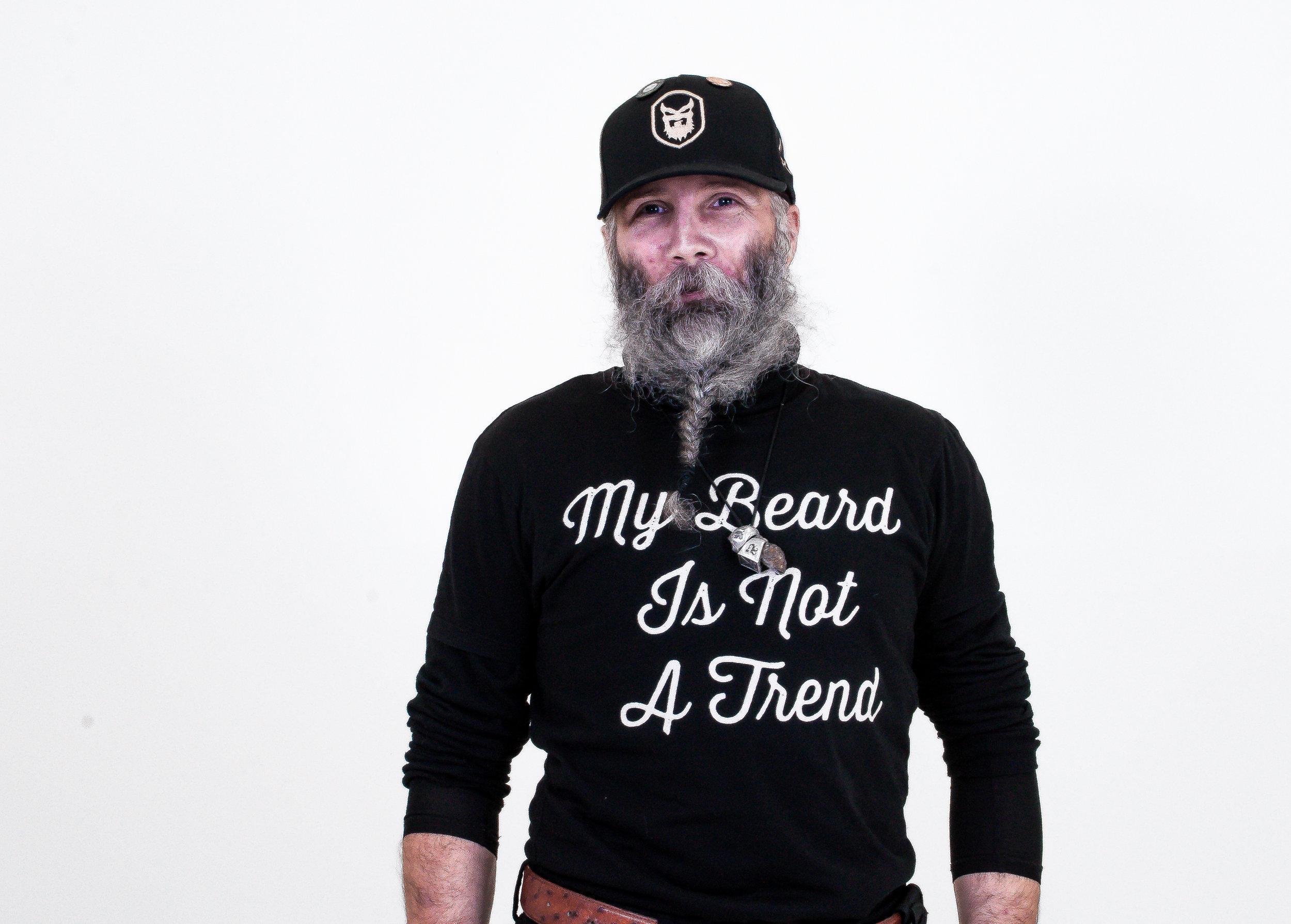 """A beard isn't a fad. It's a lifestyle."" - -Chris Edge, Founder of Urban Beard"