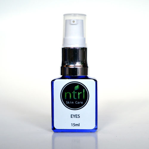 Give the gift of healthy skin. A dab a day of NTRL's eye repair serum is all it takes to reduce lines, drooping eyelids, and dark circles. It's made from premium, all-natural ingredients – no fillers found here!