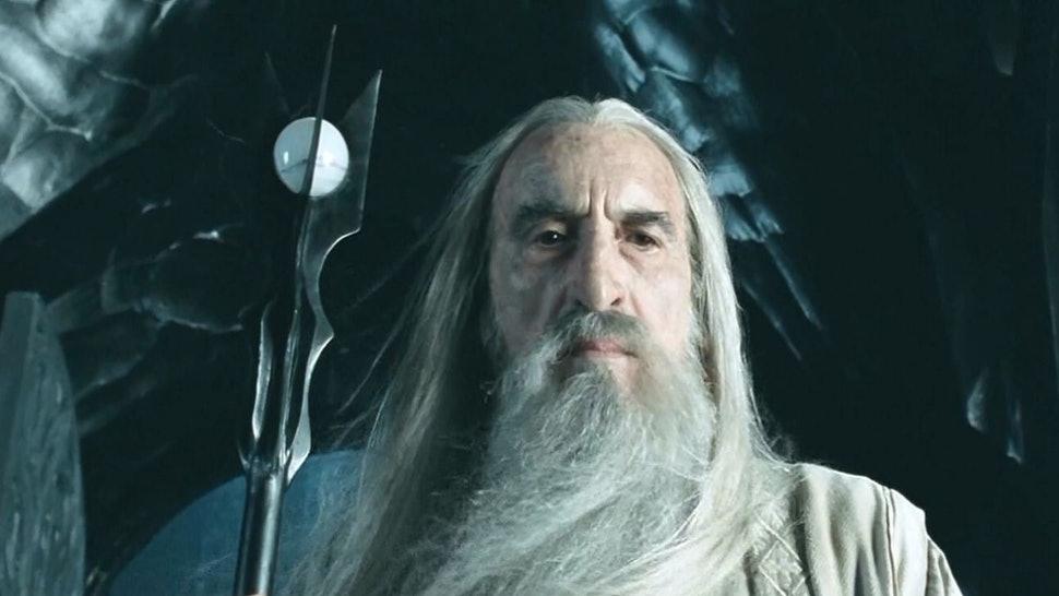 3.  Saruman