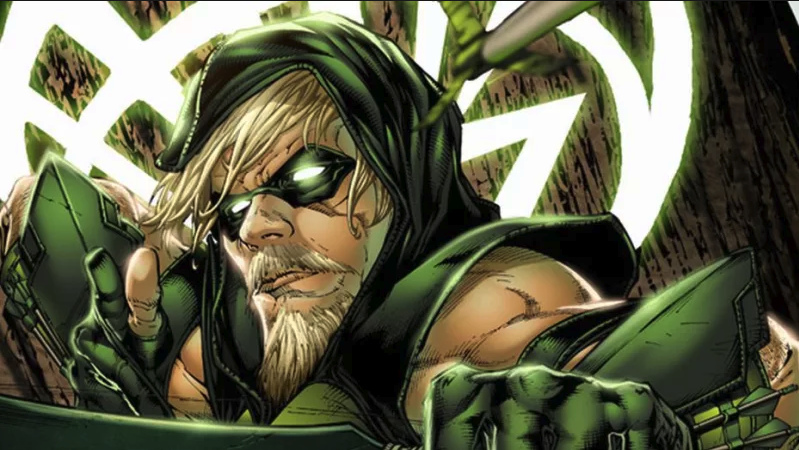 5.  Green Arrow
