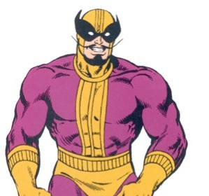 6.  Batroc the Leaper - Captain America