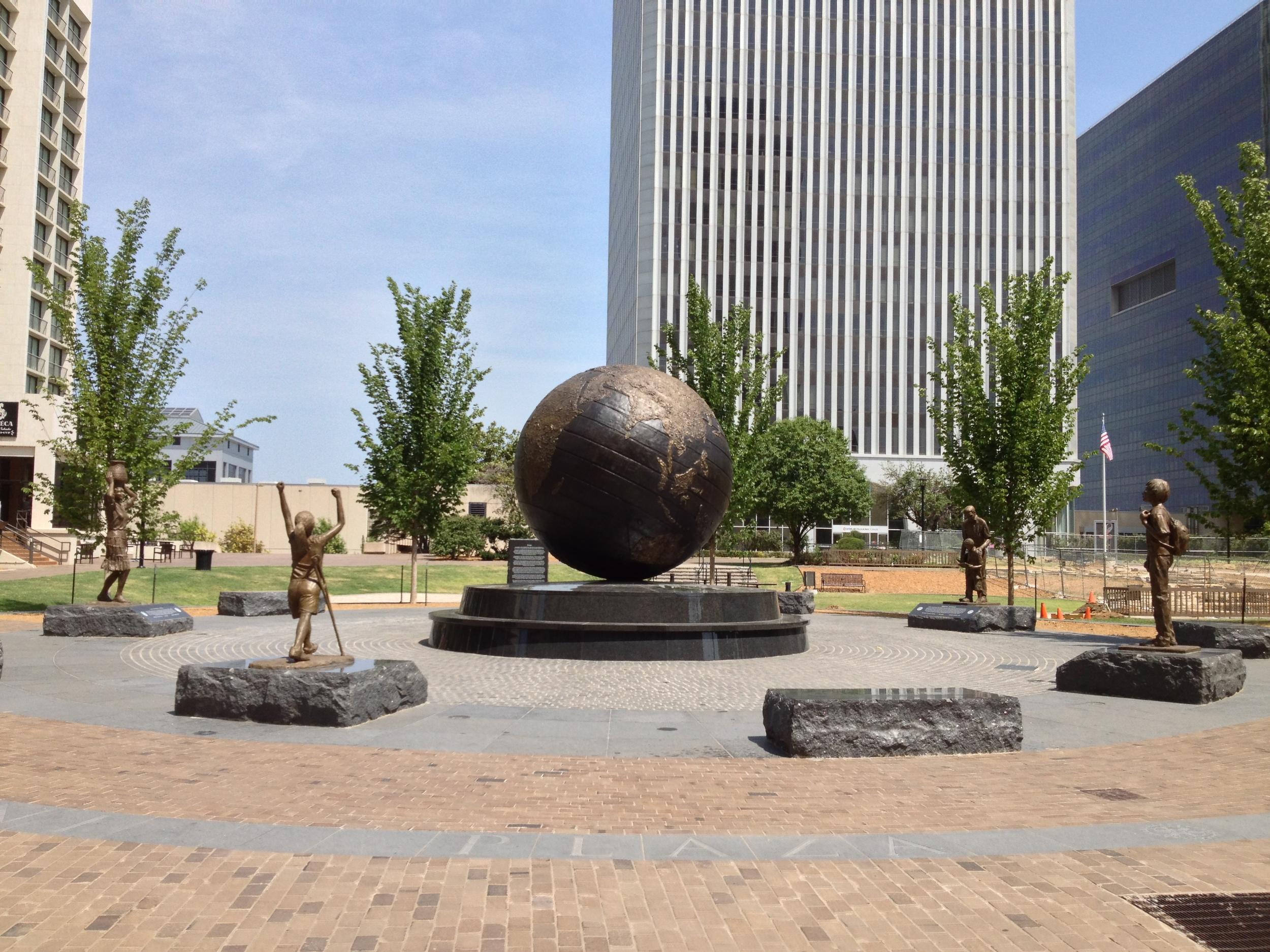Downtown Tulsa, Oklahoma