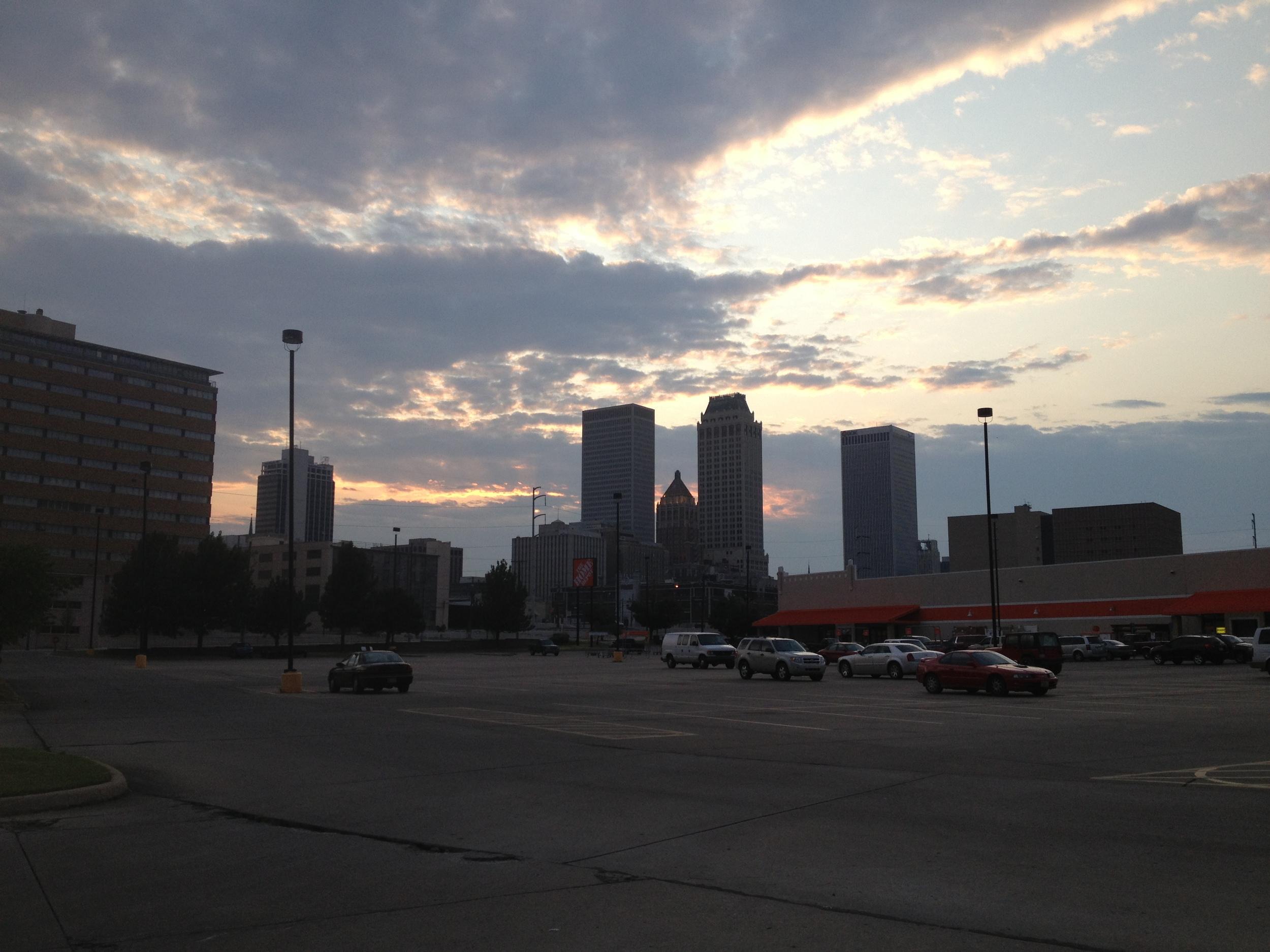 Downtown Tulsa, Oklahomat