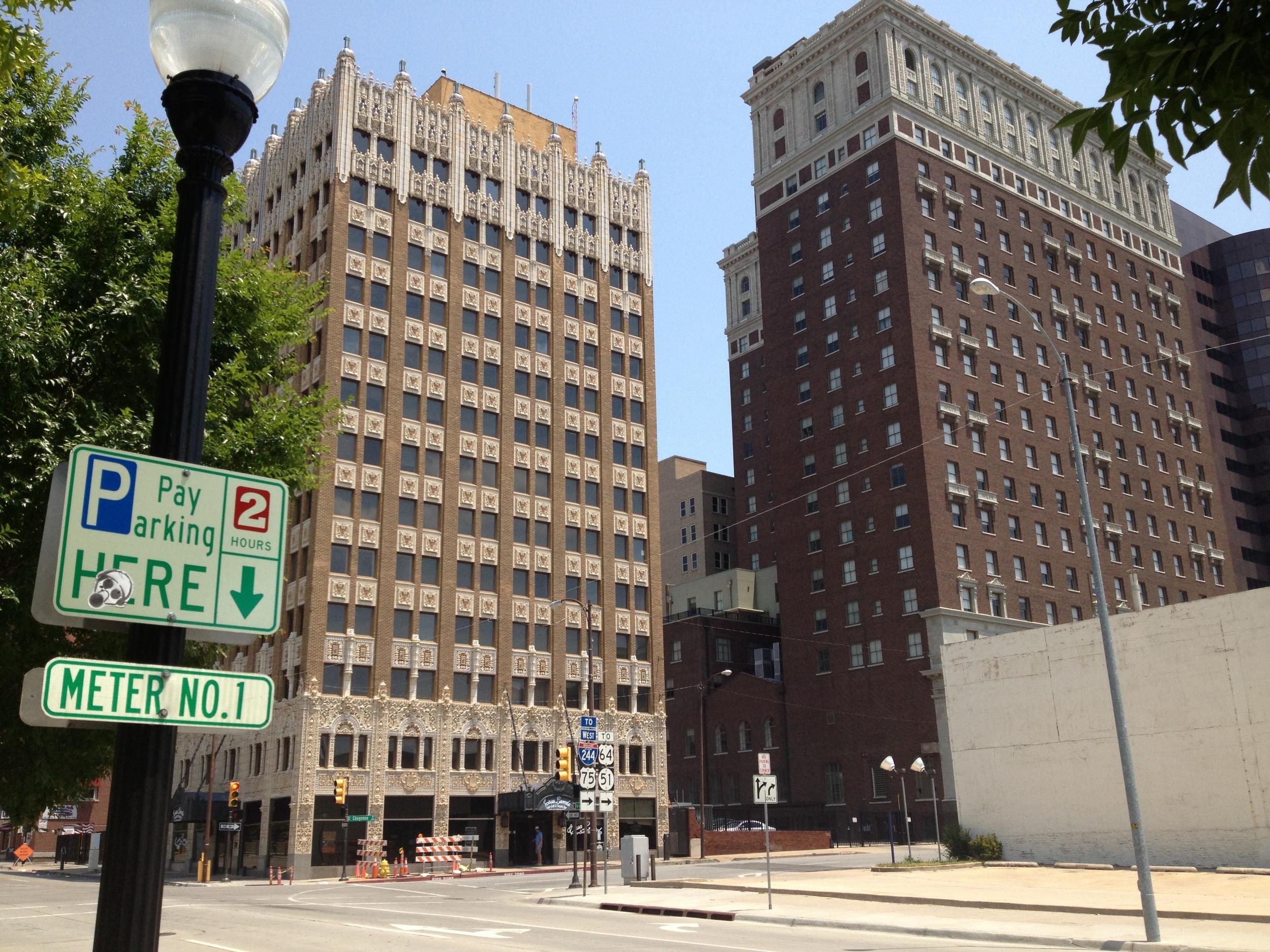 Tulsa Art Deco Buildings