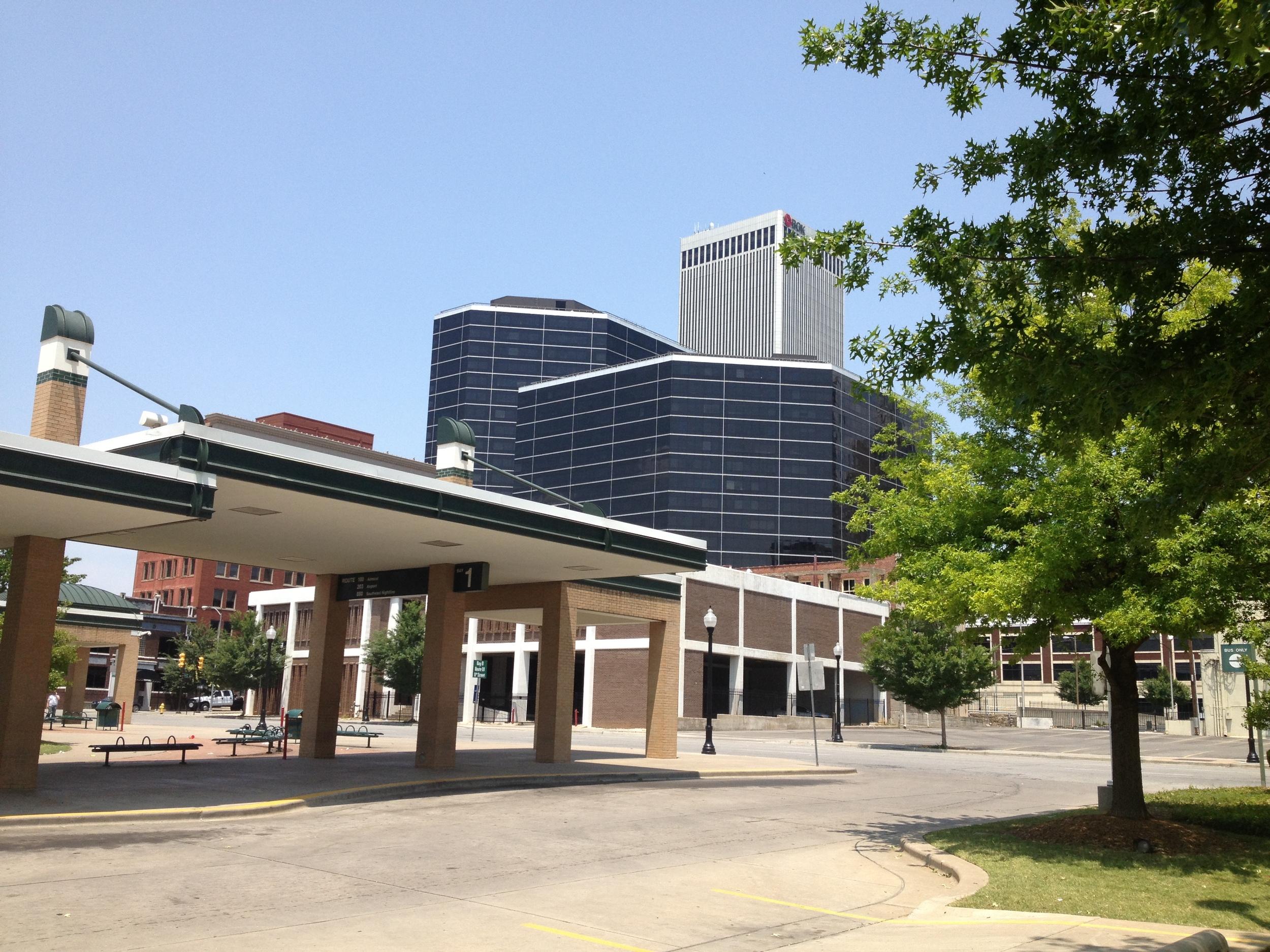 Tulsa Skyscrapers