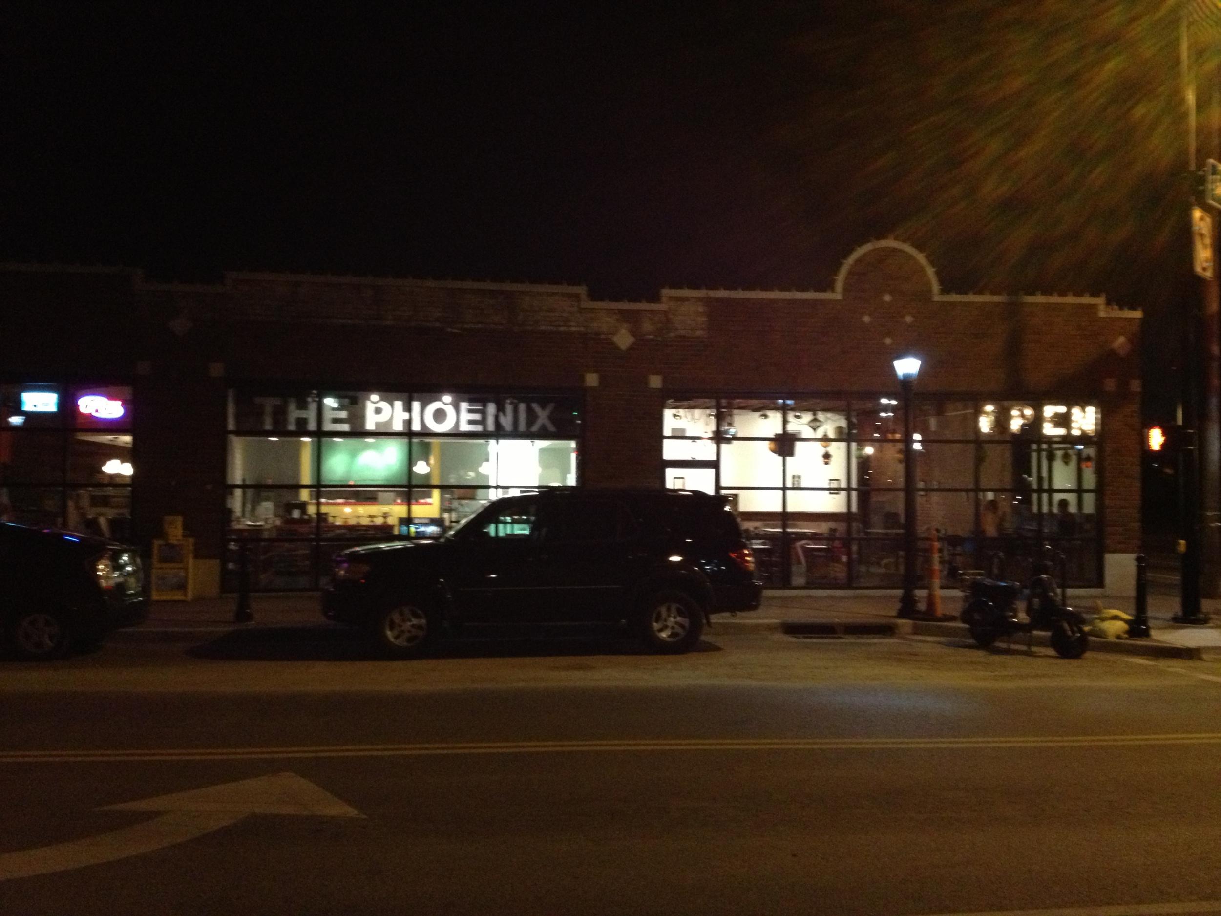 tTulsa Night life on Peoria Ave