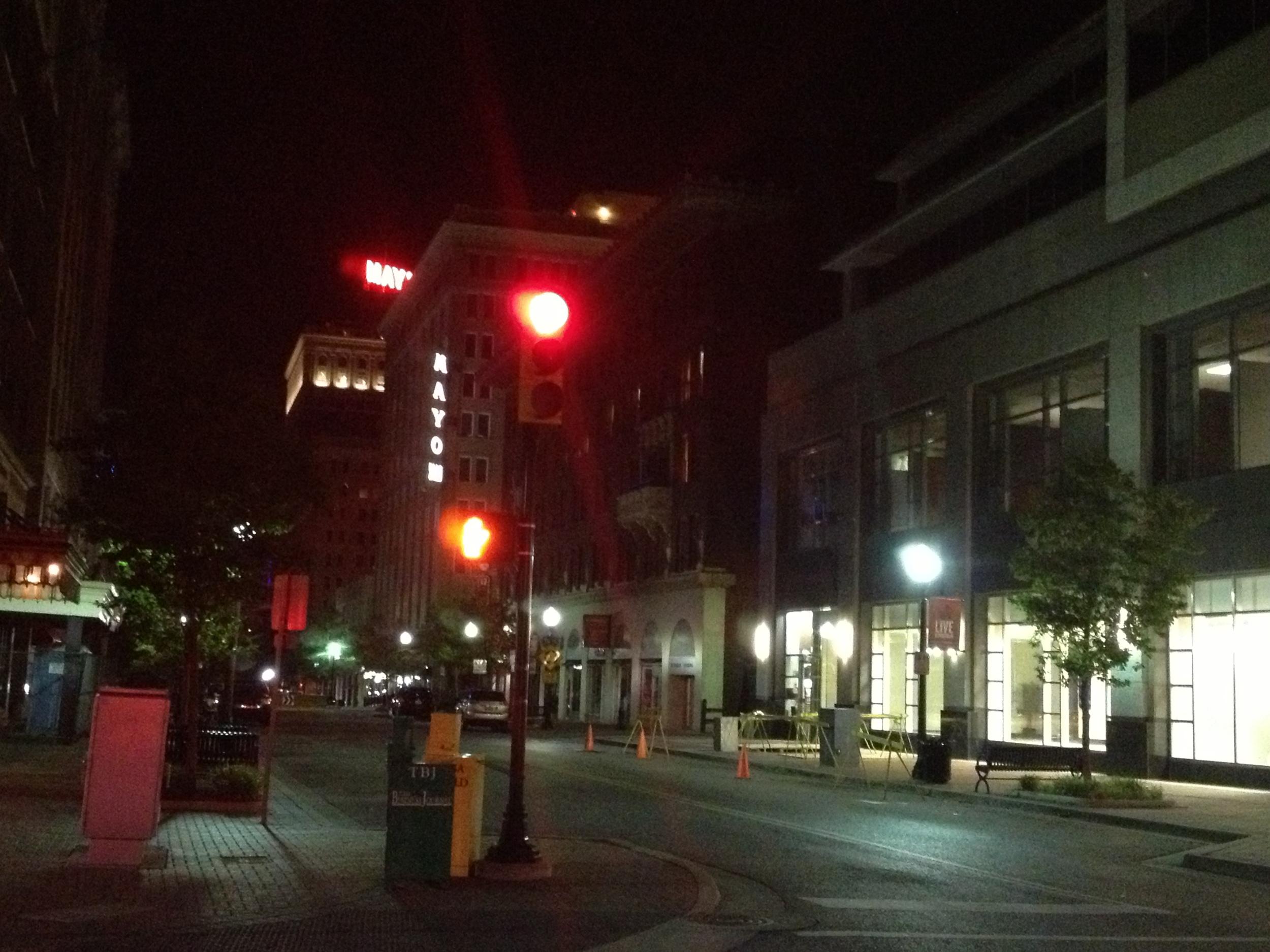 Downtown Streets of Tulsatu
