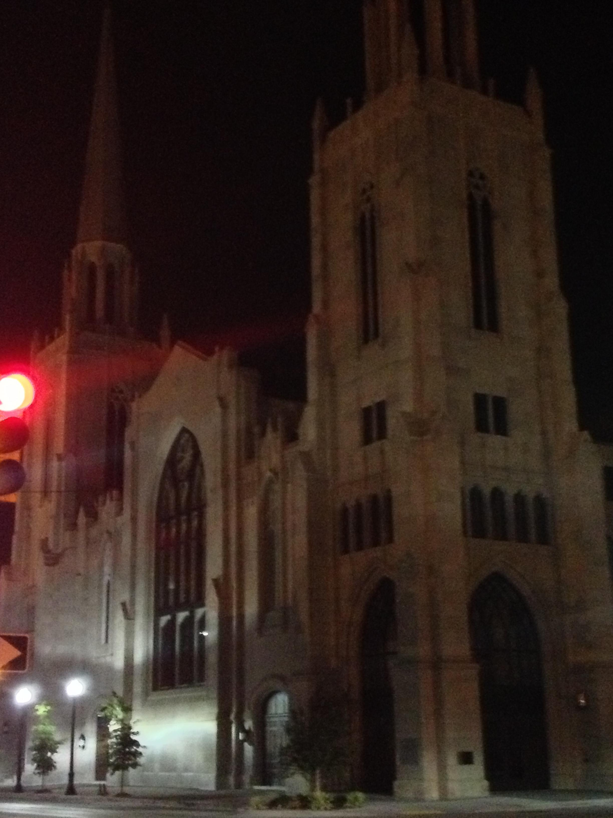 Tulsa, Oklahoma Church in Downtown