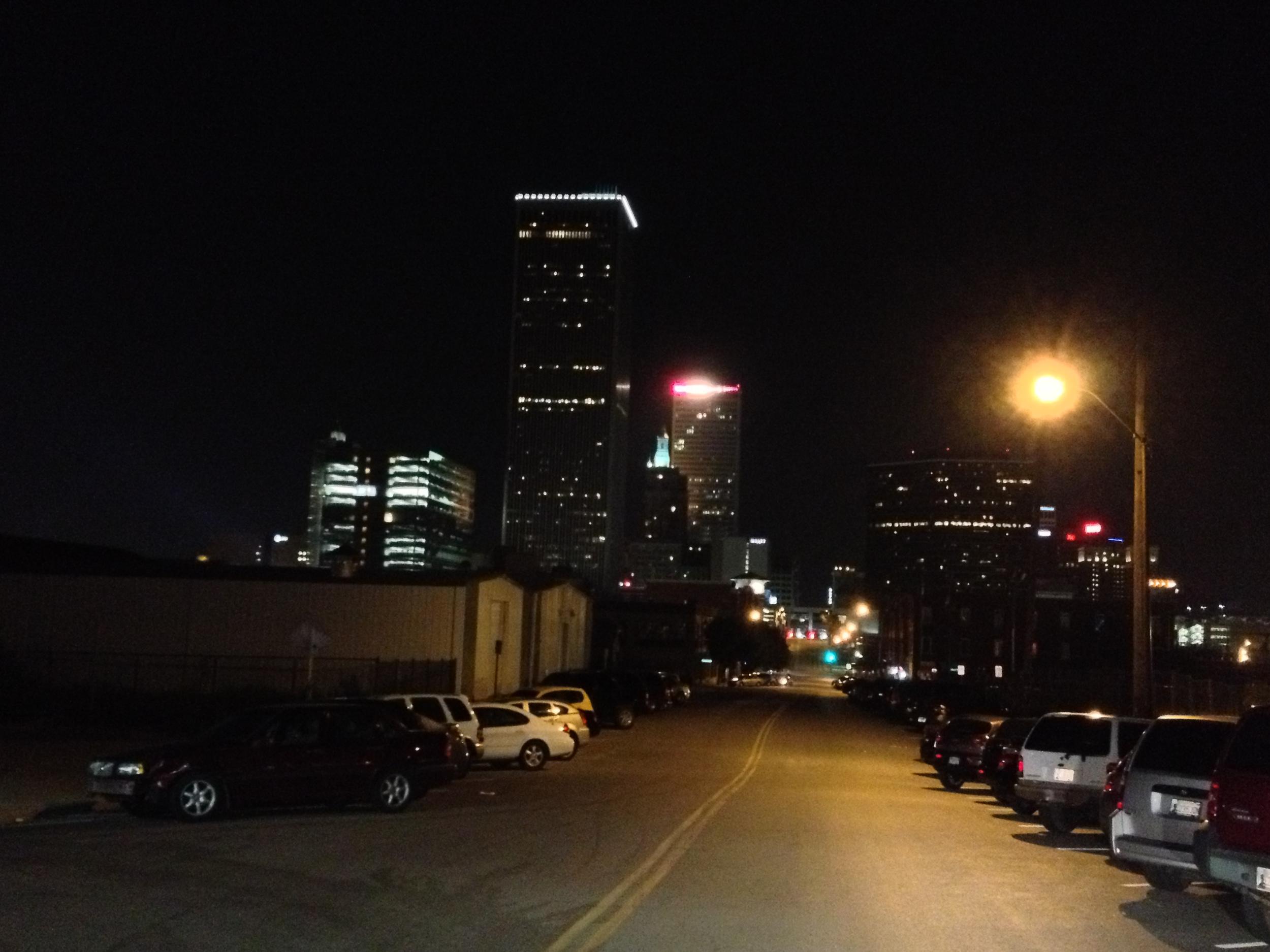 tDowntown Tulsa