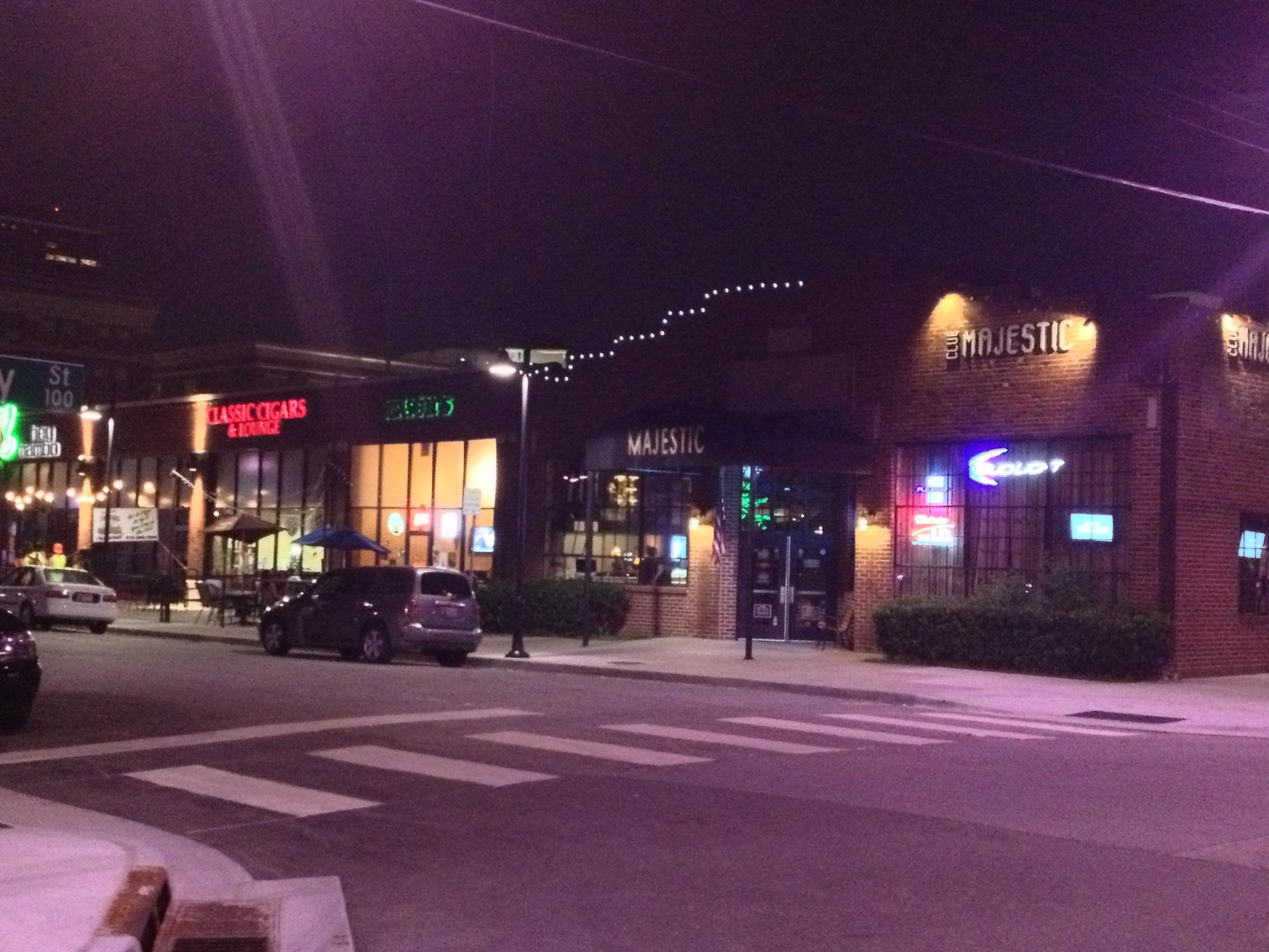 Club Majestic in Tulsa, Oklahoma