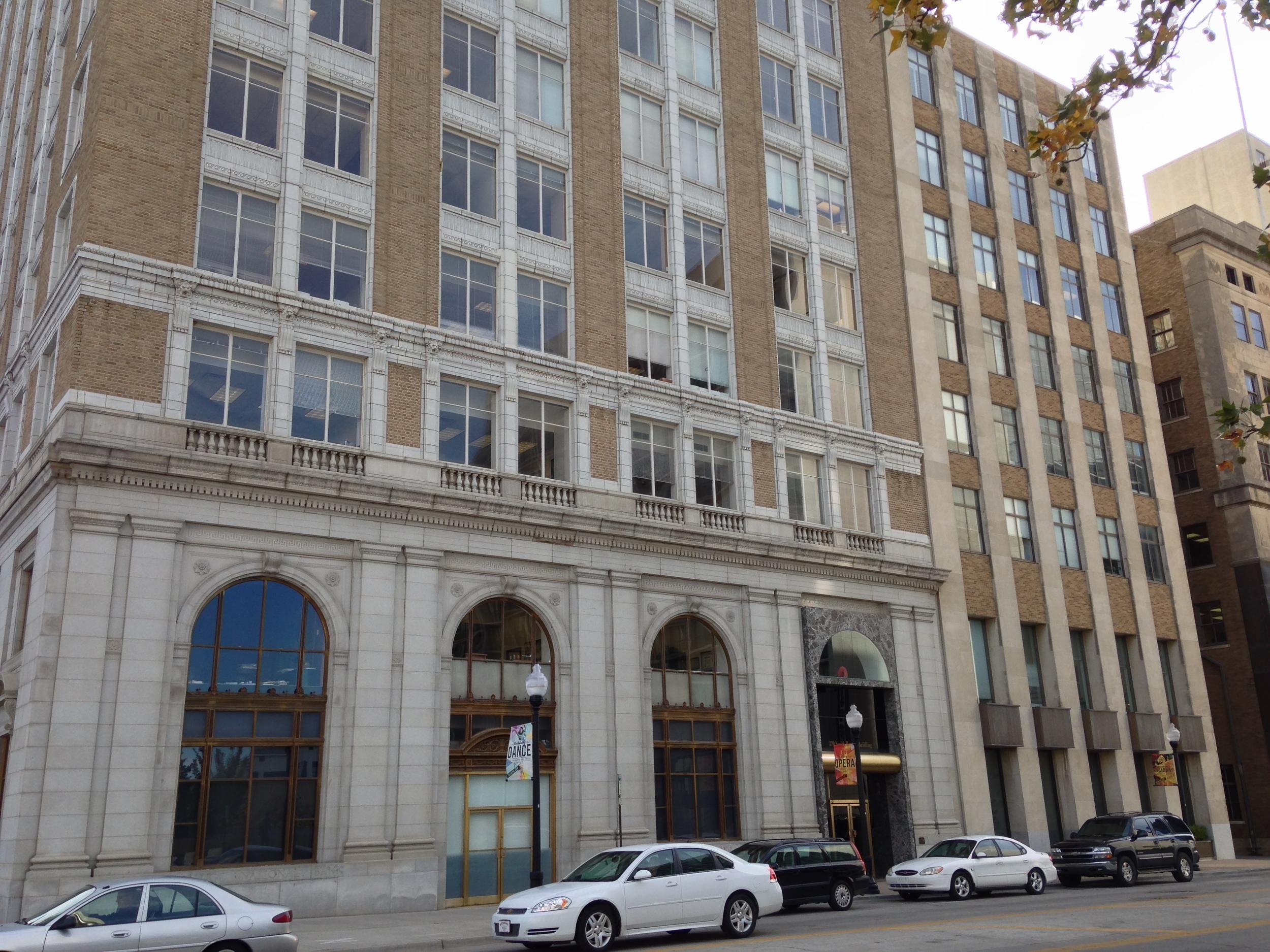 Art Deco in Tulsa