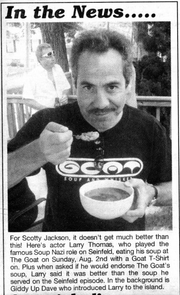 Larry Thomas (Soup Nazi)