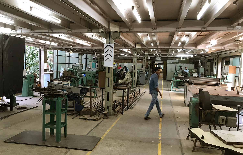 large workshops