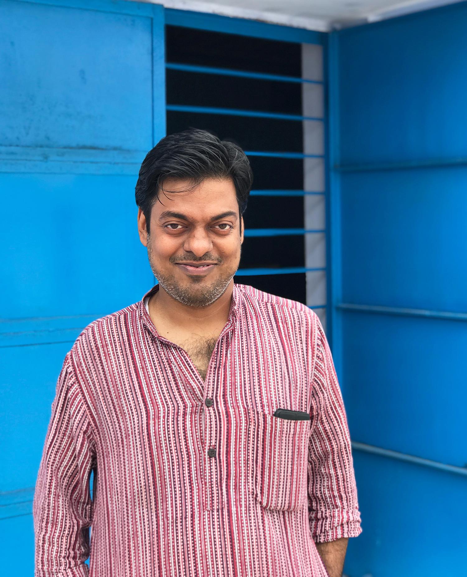 Sreejith, the head of ROPE.