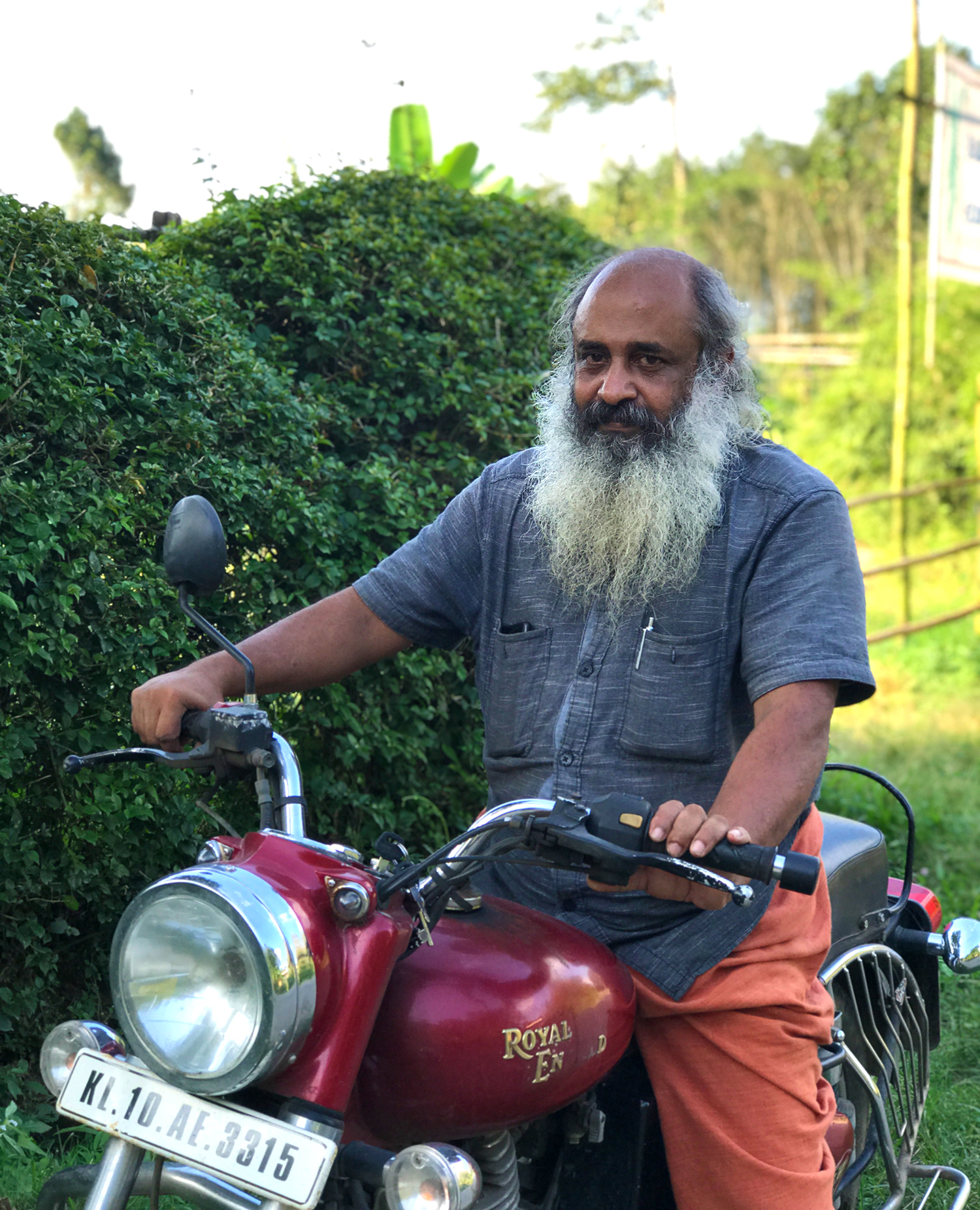 Dr. Abdullakutty from URAVU, Thrikkaipetta