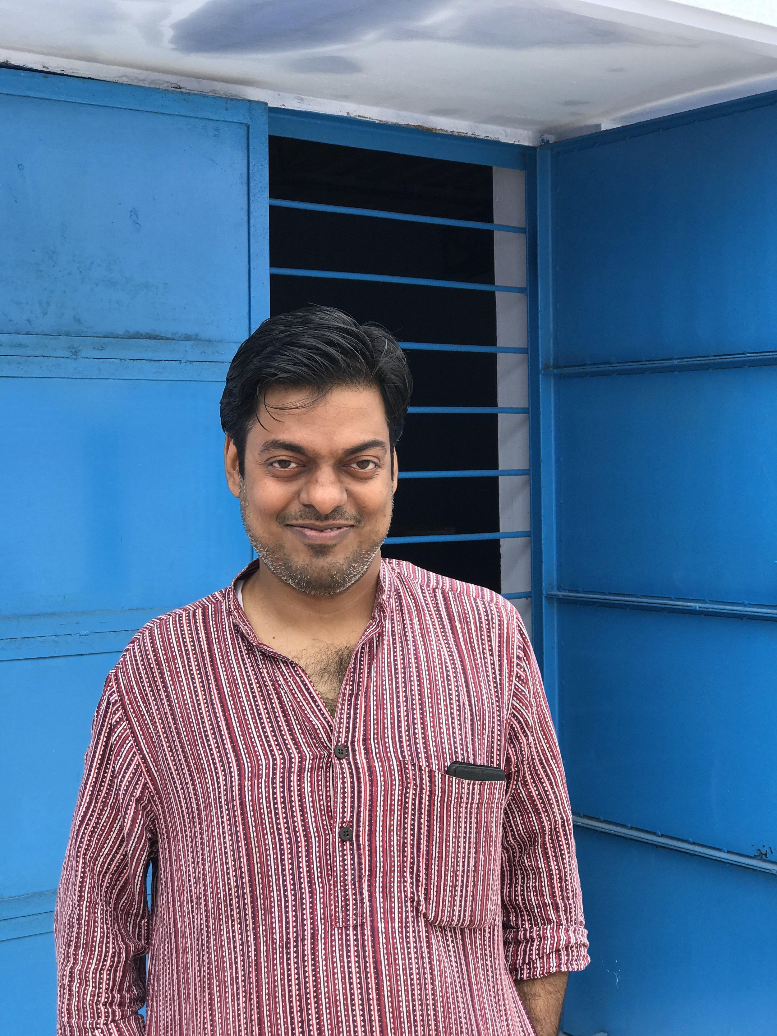 Sreejith Nedumpully ist der Gründer und Chef von ROPE.