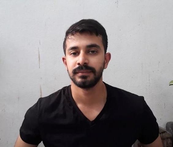 Ashok Vish from the 1 Shanthiroad Studio/Gallery.