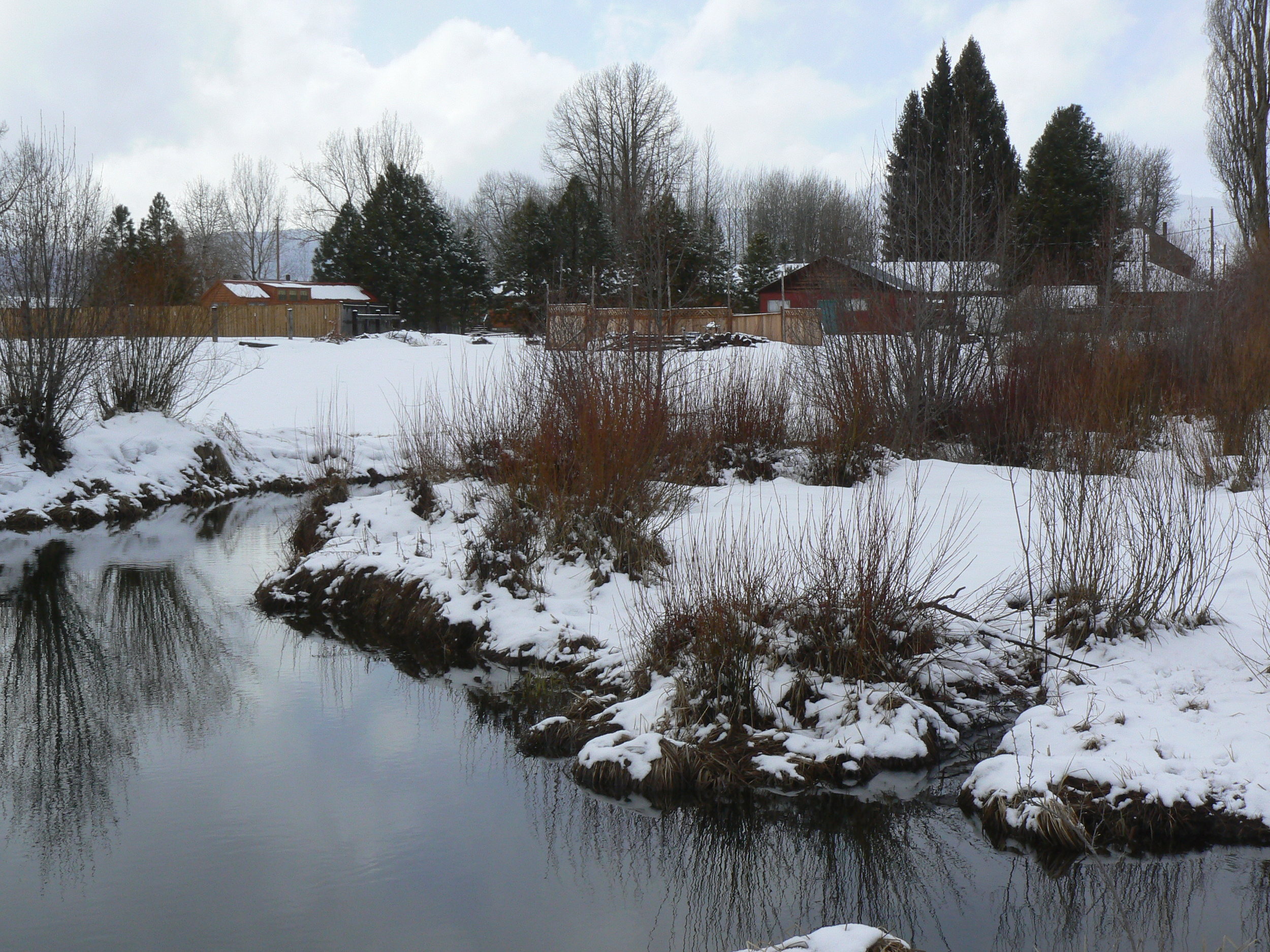 Wood River - Old Main Channel