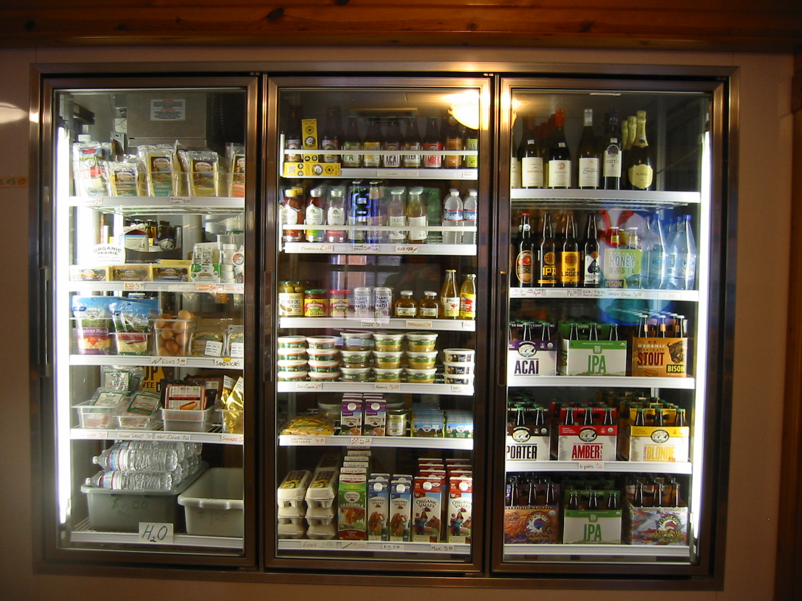 Refrigerated Selection in Summer