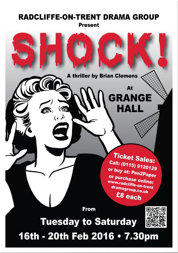 Shock! Drama Poster