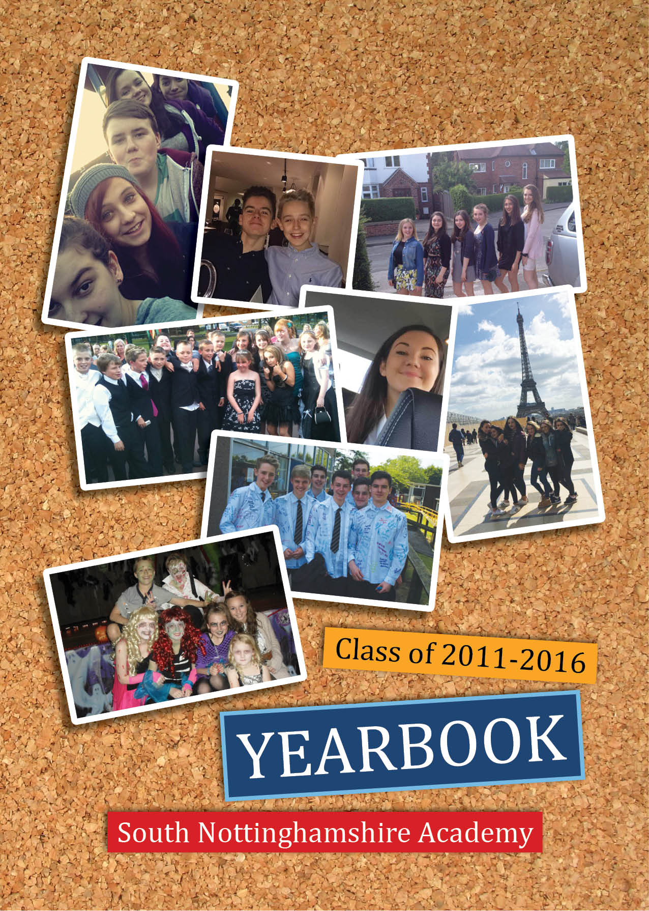 SNA Yearbook 2016