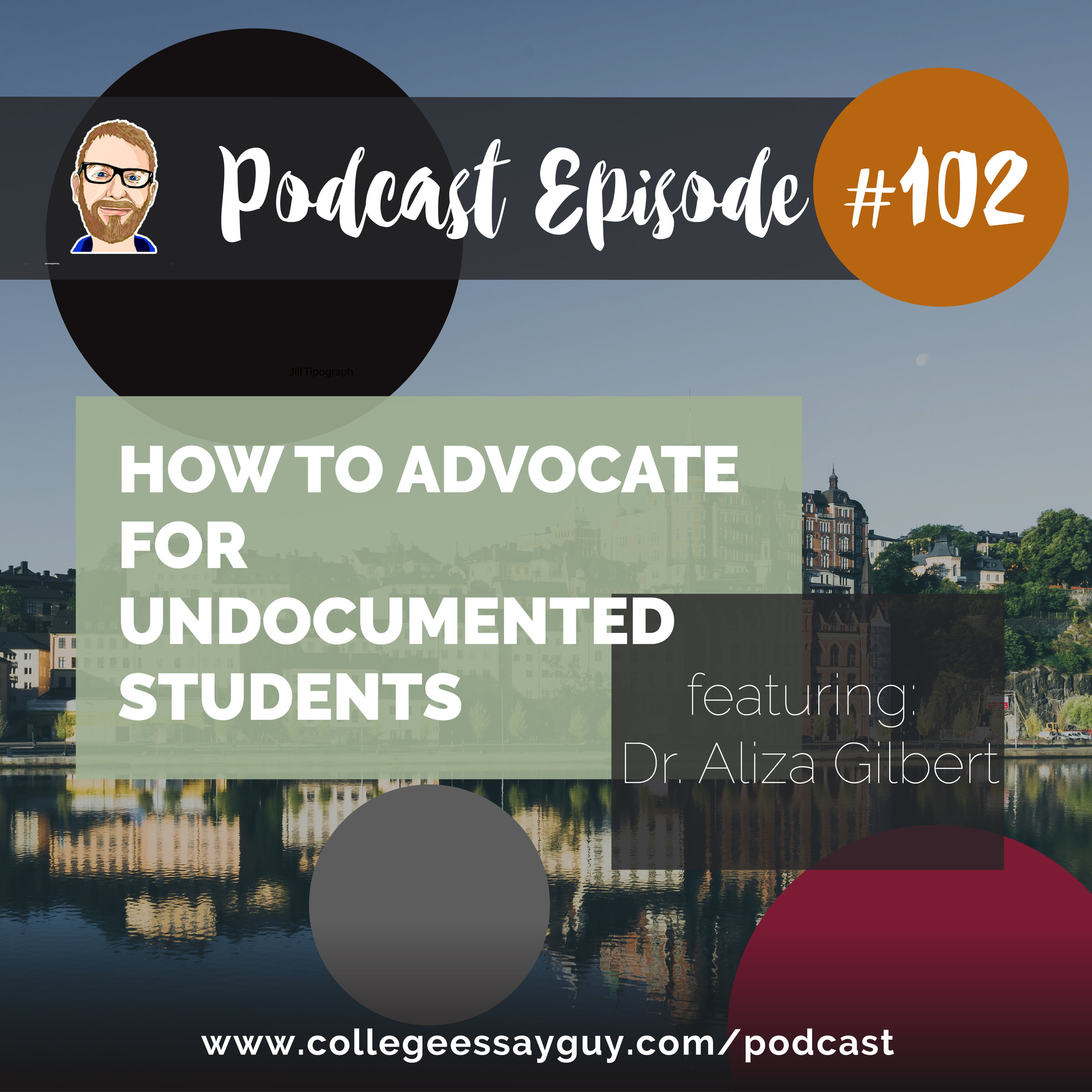 In this episode, which is Part 2 of 2, I speak with veteran counselor Dr. Aliza Gilbert about how counselors and teachers can best advocate for undocumented youth.