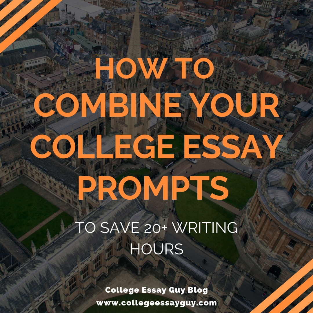 College Essay Prompts