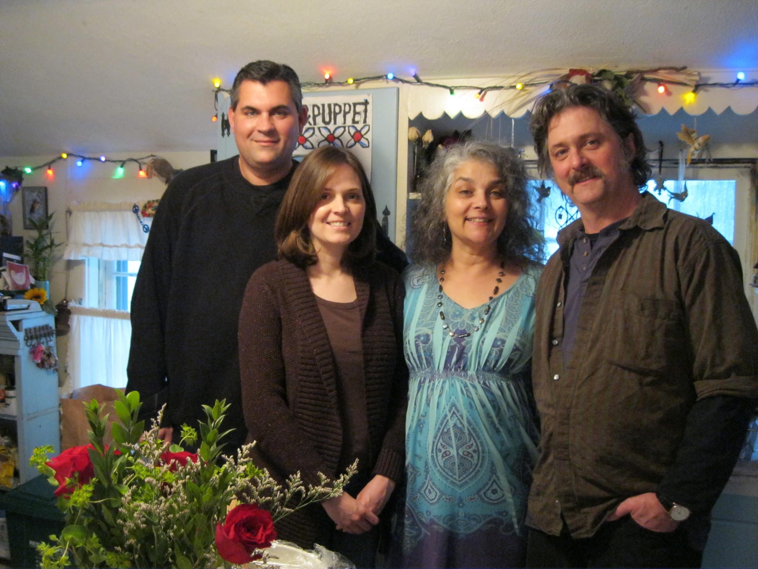 Imagine Peace - Tommy Chaput, Beth Richardson, Joyce Katzberg and Jimmy Warren