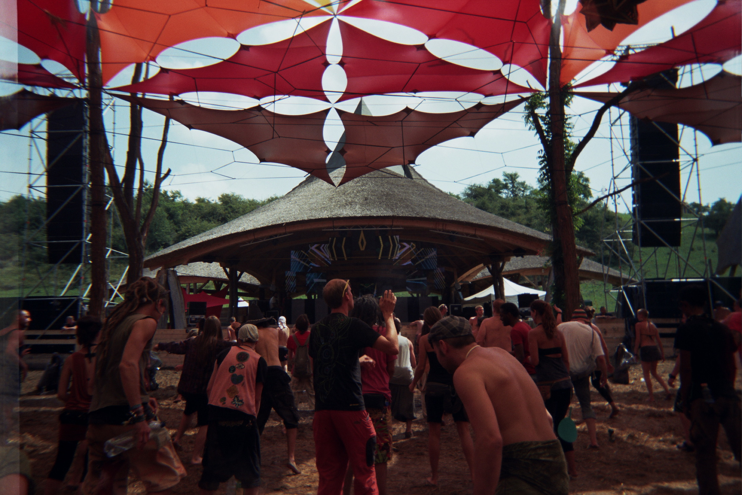 For today, we unite in dance, love and pure power. Ozora is where we find our passion's fire.