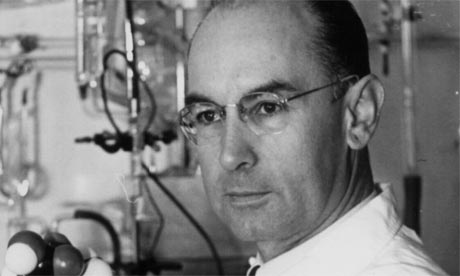 Dr. Albert Hoffmann. www.theguardian.com