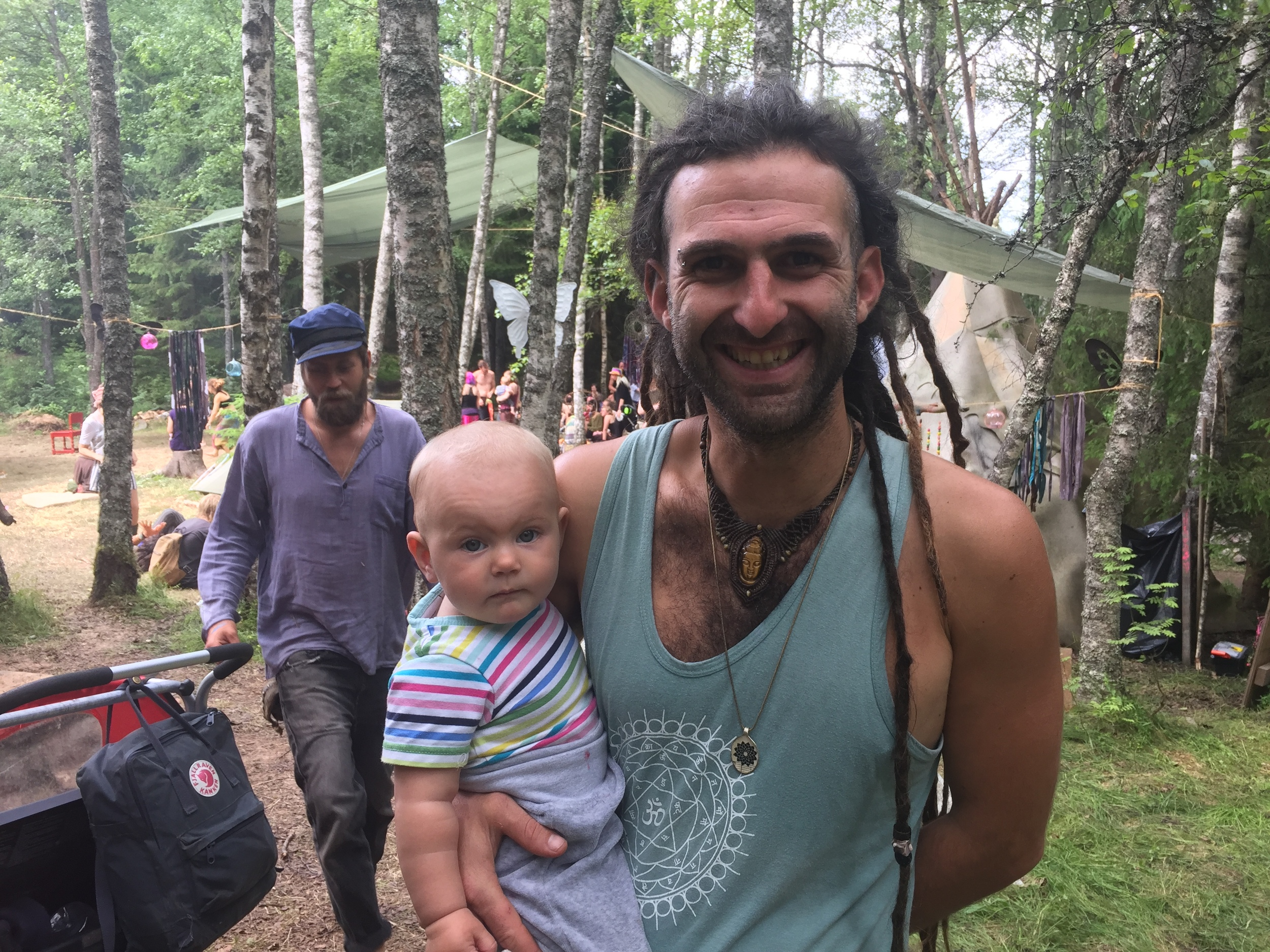 Hippies should make more babies.