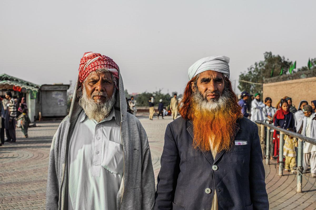 Worshippers: Multan
