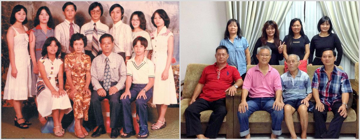 My traditional Chinese family