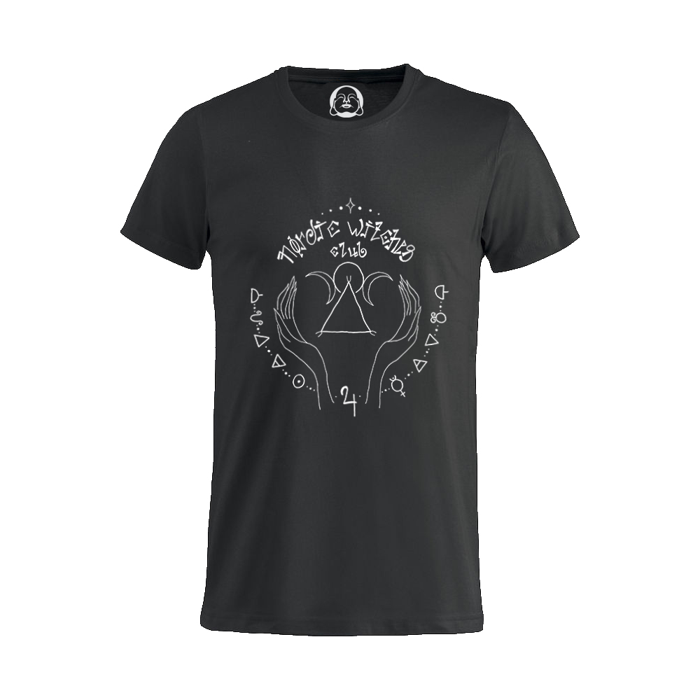 Nordic Witches Club T-shirt  €19.99 Available in white, black, dark grey