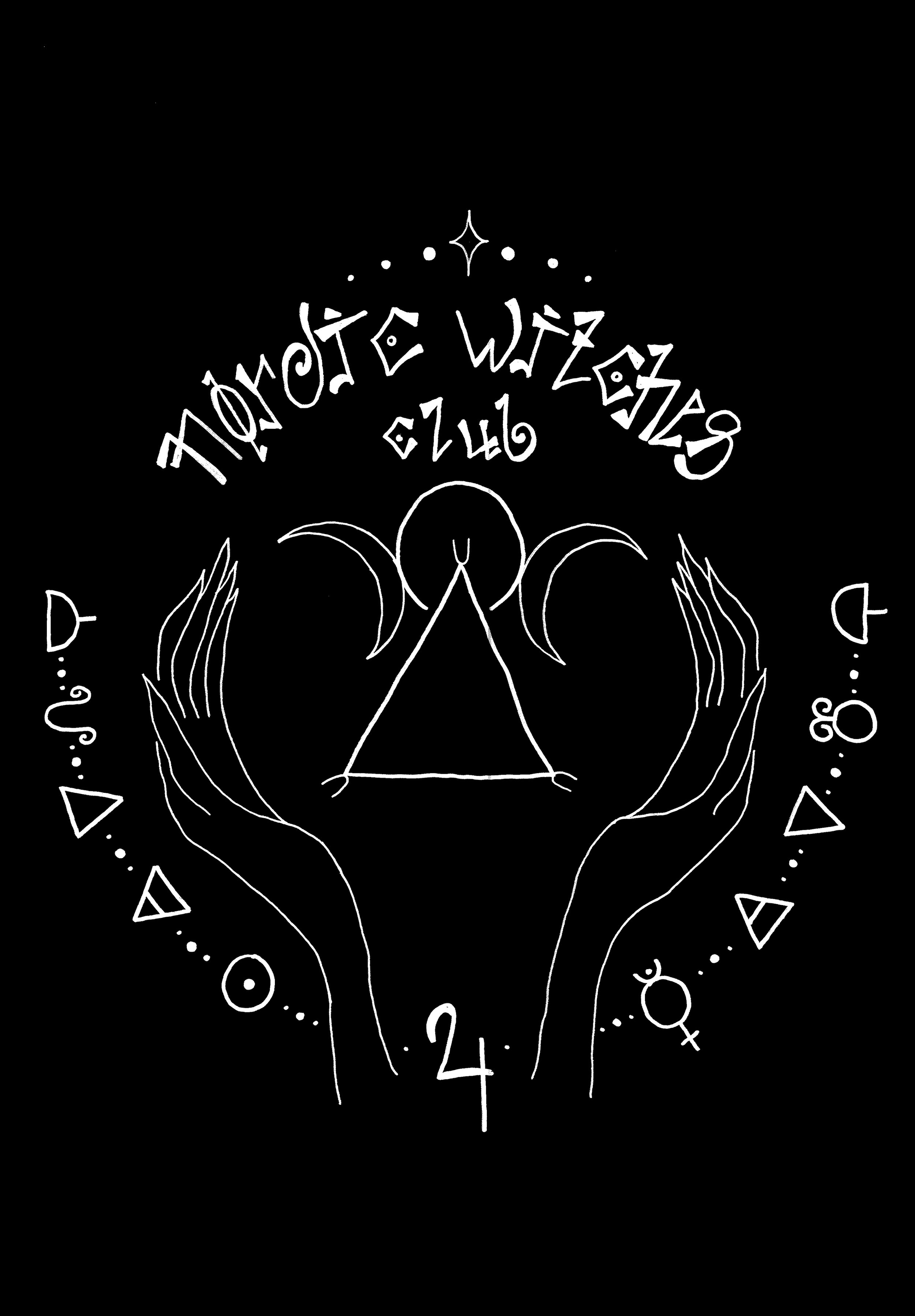 Nordic Witches Club Poster  €9.99–€14.99 Available in A4, A3