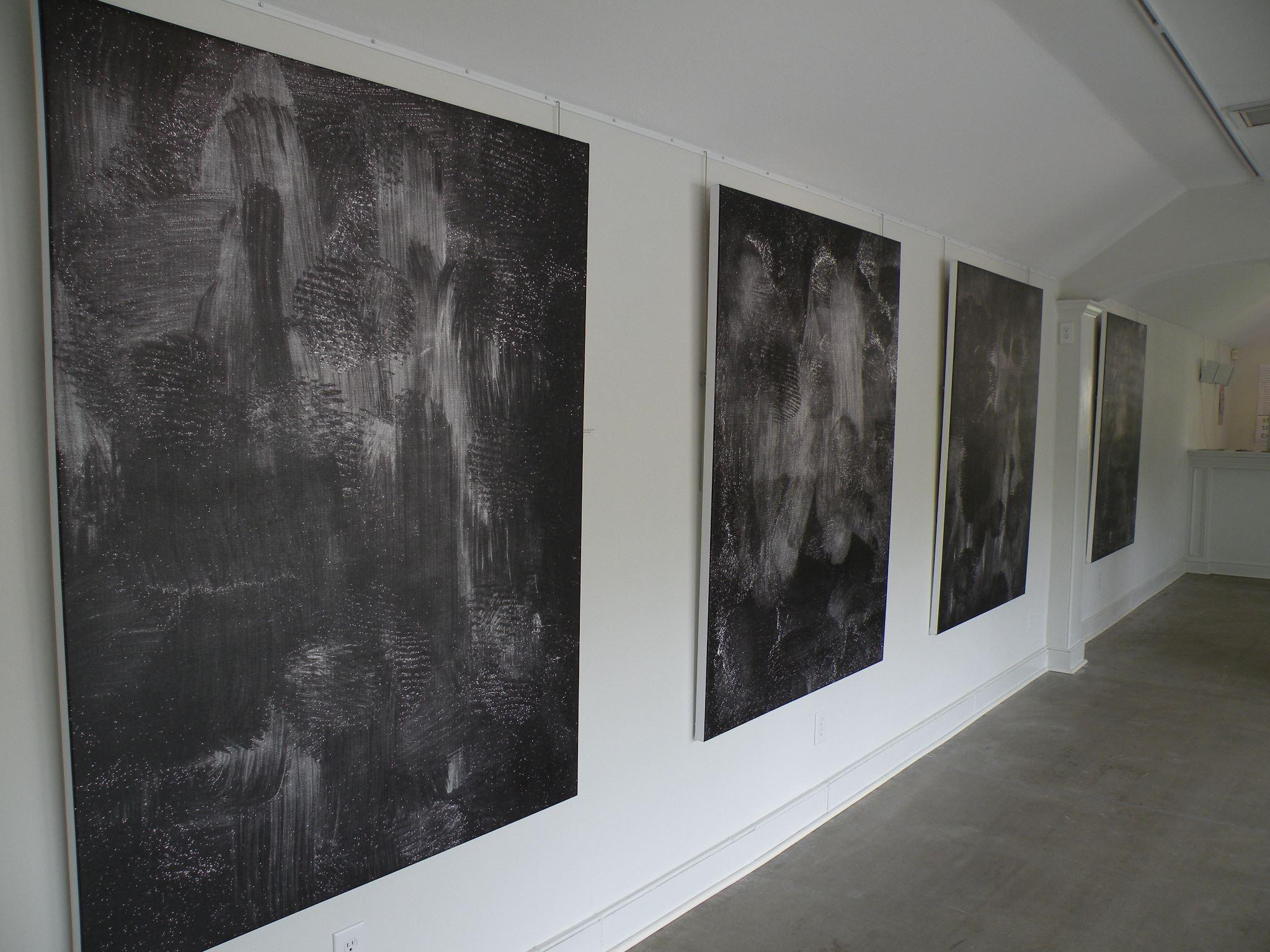 Exhibit view, Start Gallery, 2013