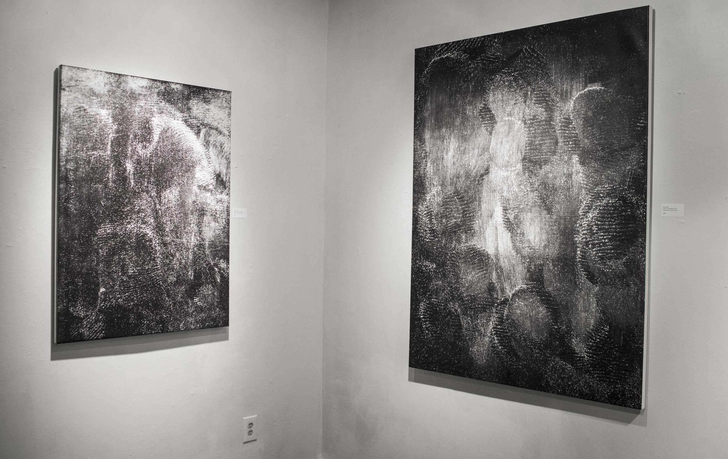 Exhibit view: Delurk Gallery, 2015