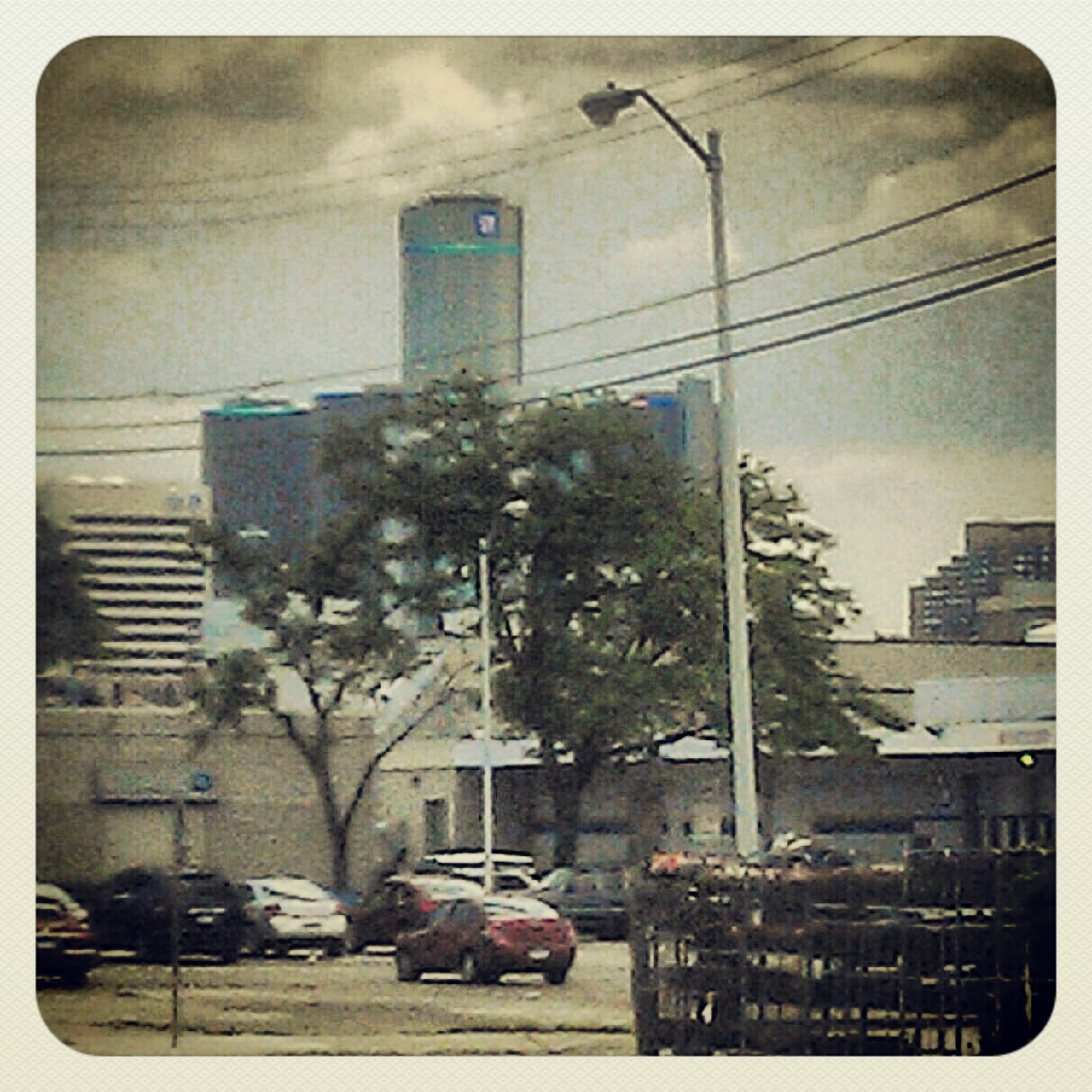 The City of Detroit, from Eastern Market.