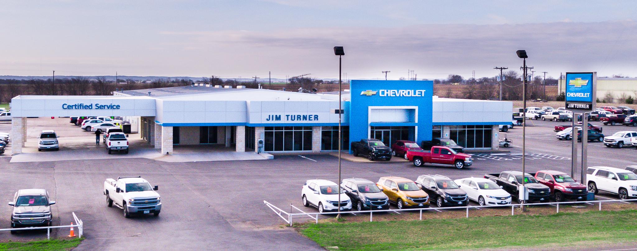 JIM TURNER CHEVROLET  March 2017