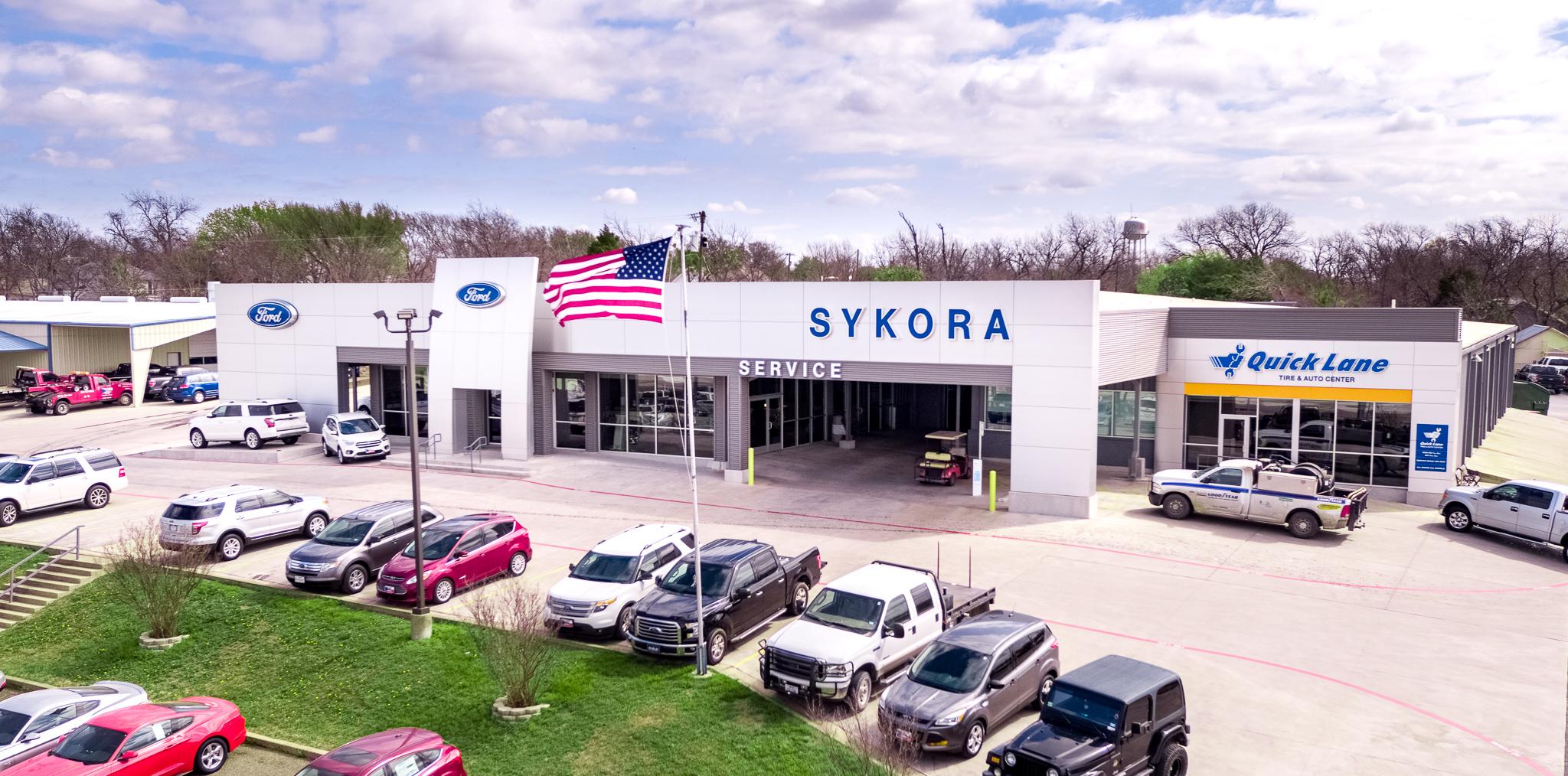 Sykora Ford  November 2016