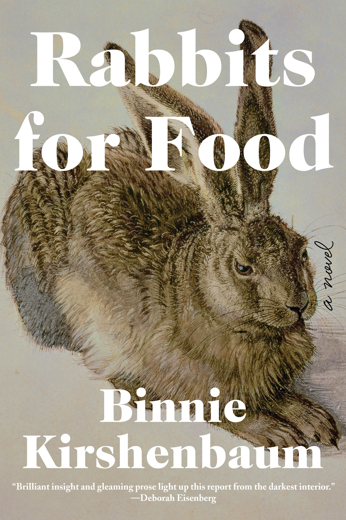 Kirshenbaum, Binnie RABBITS FOR FOOD.jpg