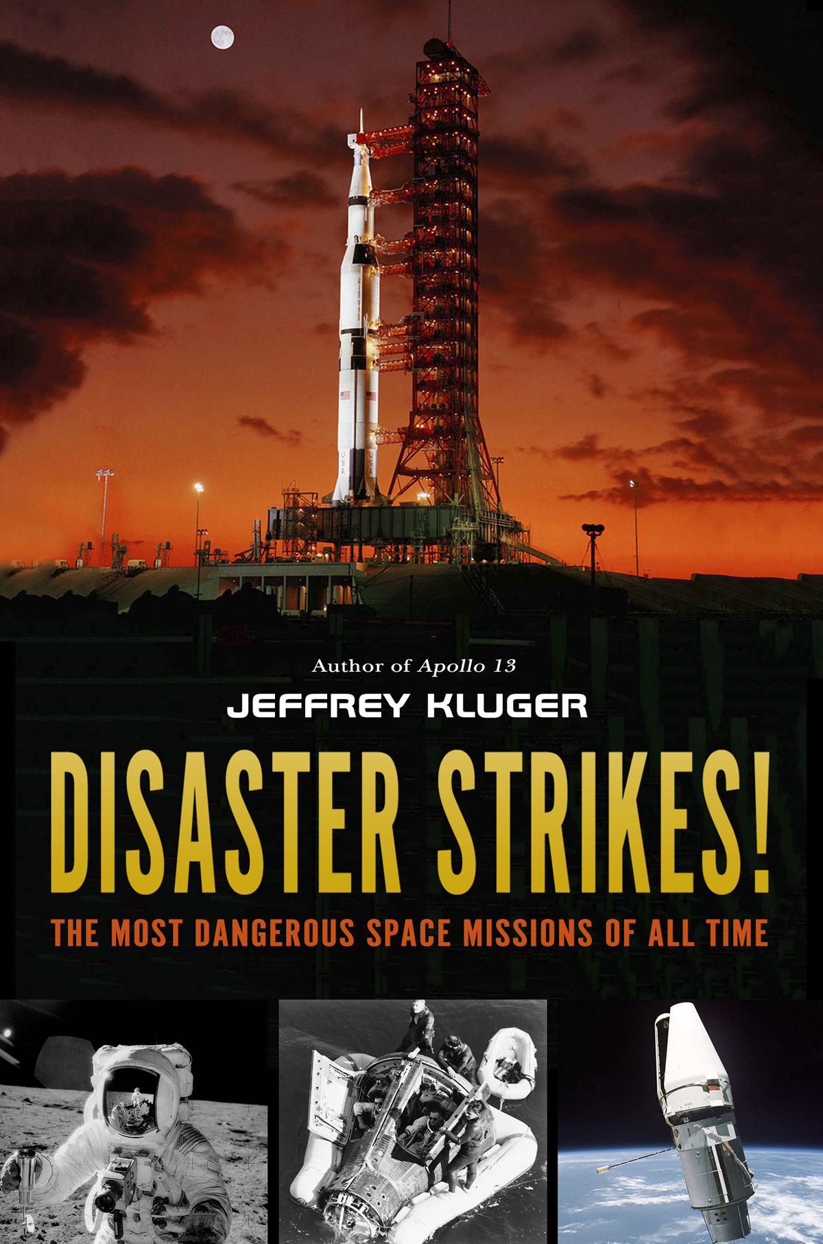 Kluger, Jeffrey DISASTER STRIKES.jpg