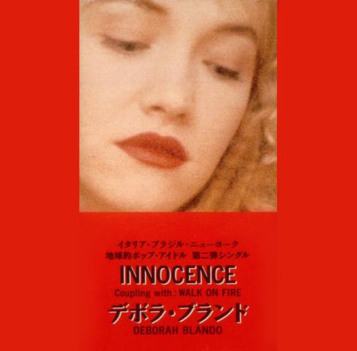 "Deborah Blando, ""Innocence,"" co-writer."