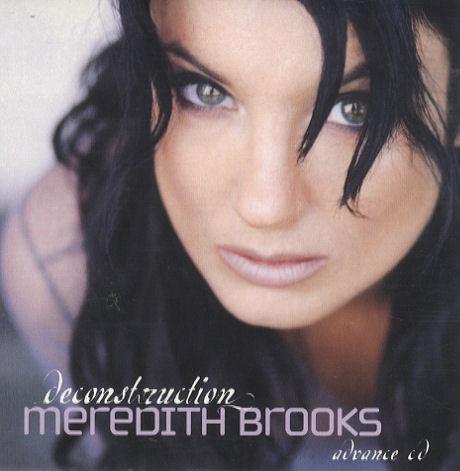 """Meredith Brooks, """"Cosmic Woo Woo,"""" co-writer."""