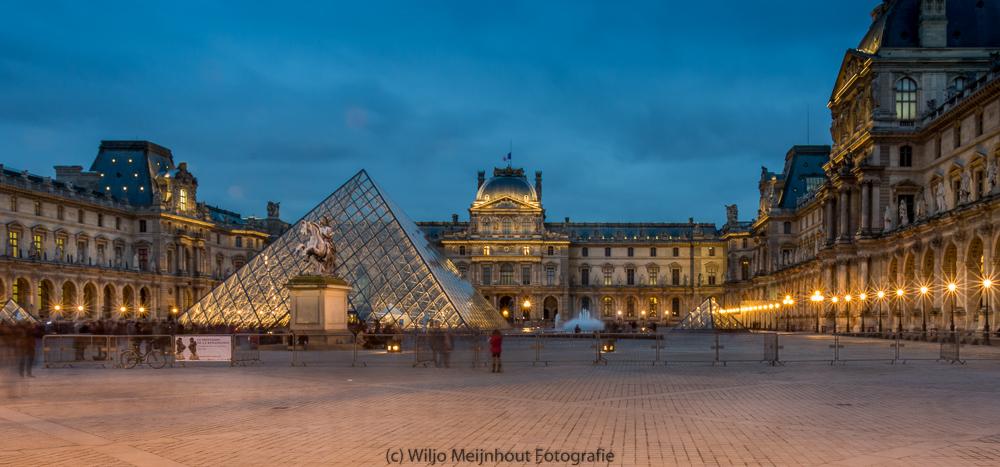 Louvre Parijs - Louvre Paris Wiljo Meijnhout.jpg