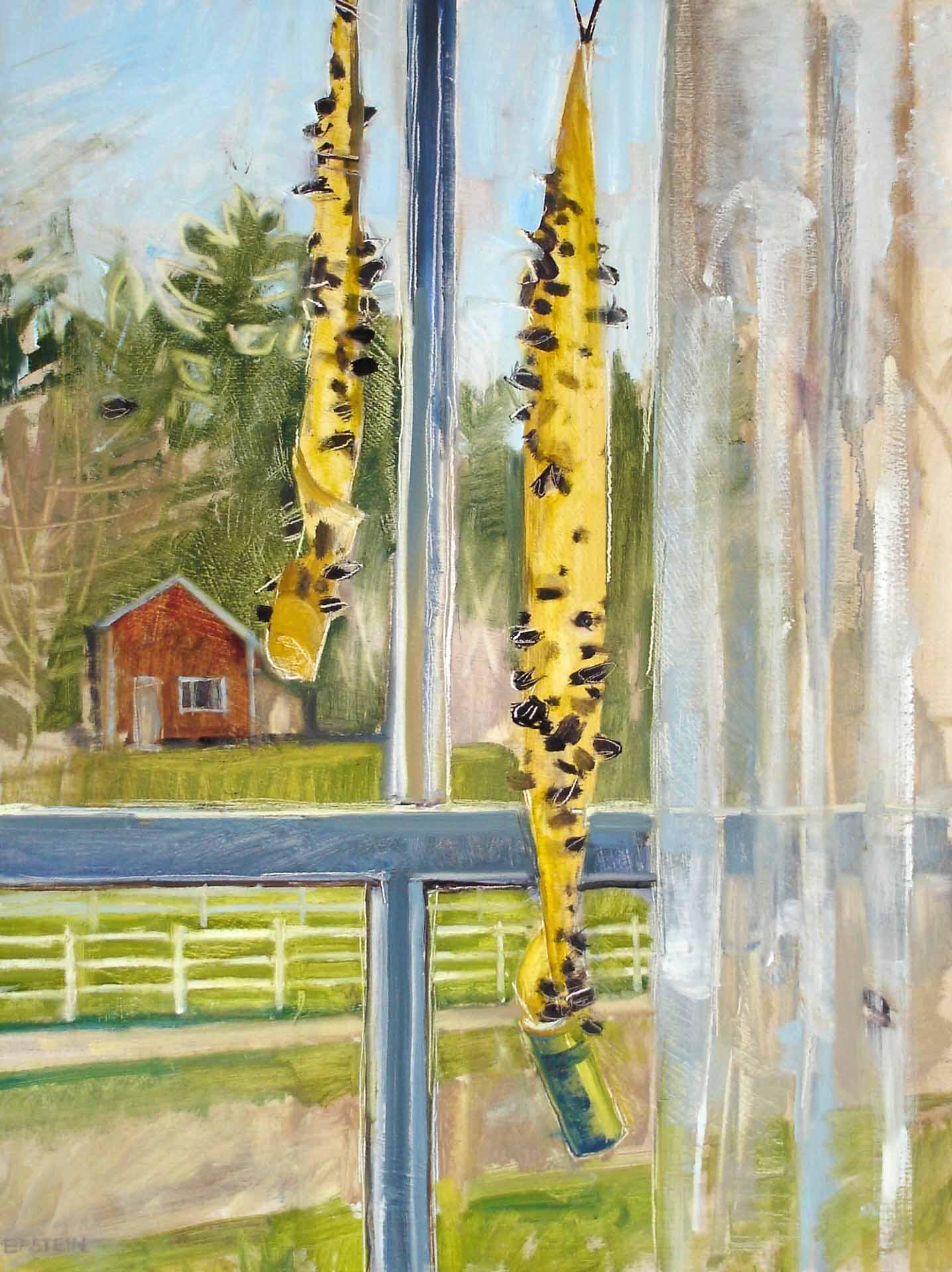Attic Window, Spring