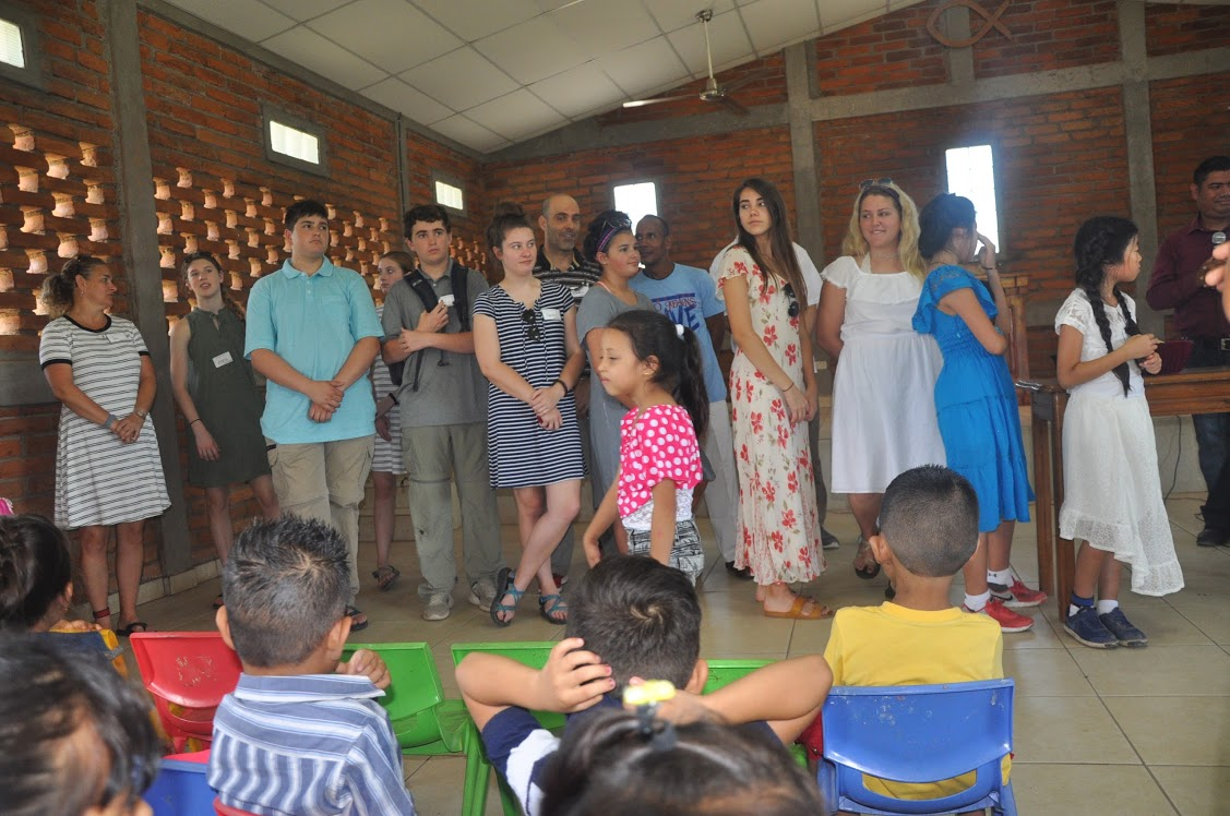 2017 Nicaragua Family Mission Trip