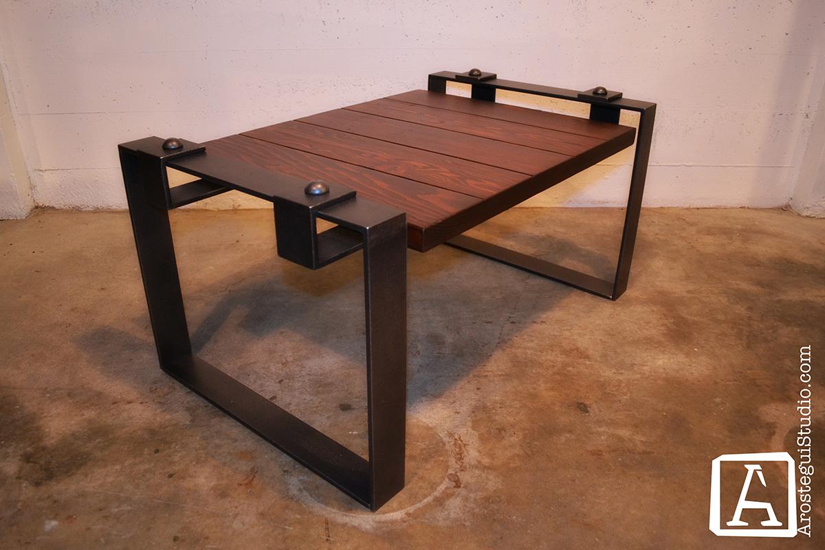 Hang Coffee Table- ©2014 Arostegui Studio
