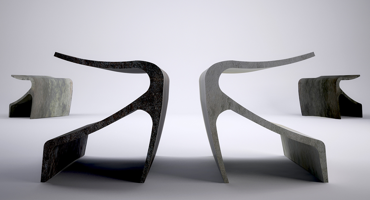 The Sofi bench- ©2015 Arostegui Studio